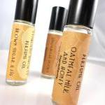 Oatmeal Milk and Honey Perfume Oil - Roll On Perfume