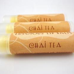 Chai Tea Luscious Lip Balm